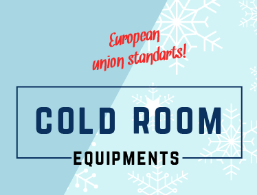 Equipments Cold Room